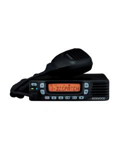 Base Station - Kenwood TK-8360HUK UHF 450-520 MHz, 45-Watt, 128-Channels With Antenna, External Speaker and Power Supply