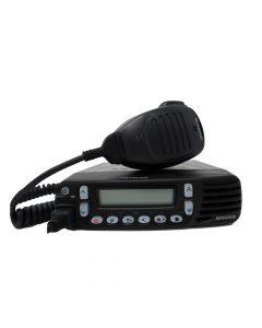 Mobile - Kenwood NX-800K UHF 450-512 MHz, 30-Watt, 512-Channels With Antenna and External Speaker