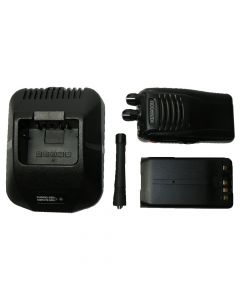 Portable - Kenwood TK-3360K-A1 UHF 450-520 MHz, 5-Watt, 16 Channel Conventional With Antenna, Battery & Charger