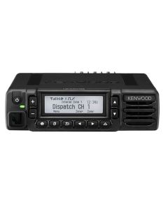 Mobile - Kenwood NEXEDGE NX-3820HGK UHF 450-520 MHz, 25-Watt, 512-Channels, GPS and Noise reduction