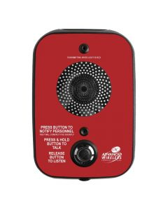 Call Box - Two-Way Hardwired CB-2400-Red