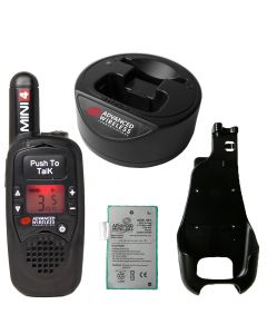 Portable - AWR-MINI4 Analog UHF 450-470 MHz, 1-Watt, 16-Channel With Battery, Charger And Holster
