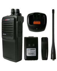Portable - AWR-8000 UHF 450-470 MHz, 4-Watt 16-Channel With Antenna, Battery, Belt Clip and Charger