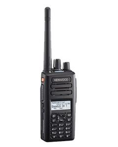 Portable - Kenwood Nexedge NX-3320K3 UHF 400-520 MHz, 5-Watts, 260-Channels, With Full Keypad and GPS