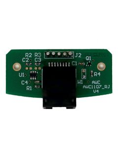 Replacement Part - RJ-45 Board for AWC-1107_Nurse Call Box