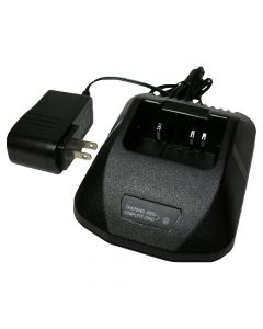 Charger - Single Unit with Power Supply For KNB-57L & KNB-35L ONLY