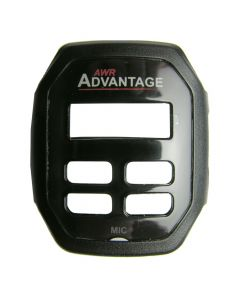 Face Plate - Advantage AWR-4000/4002-Black