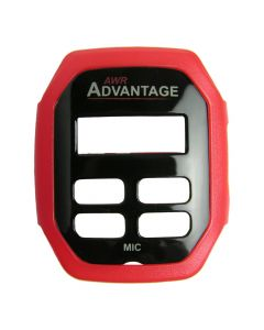 Face Plate - Advantage AWR-4000/4002-Red