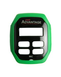 Face Plate - Advantage AWR-4000/4002-Green