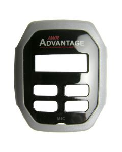 Face Plate - Advantage AWR-4000/4002-Silver