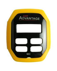 Face Plate - Advantage AWR-4000/4002-Yellow