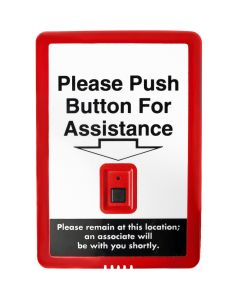 Call Box - Large For ODIN Systems-RED