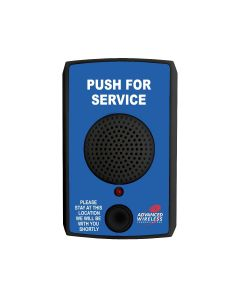 Call Box - Micro - For EchoStream ODIN Systems-Blue