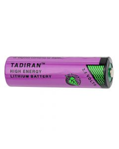 Replacement Part - Battery Li-Ion AA 3.6V Xtra Cylinder Tadiran -DISCONTINUED-